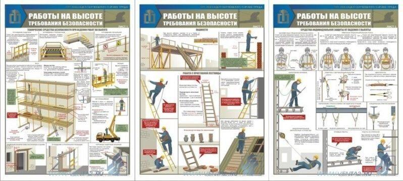 План Проведения Работ На Высоте Образец - фото 11